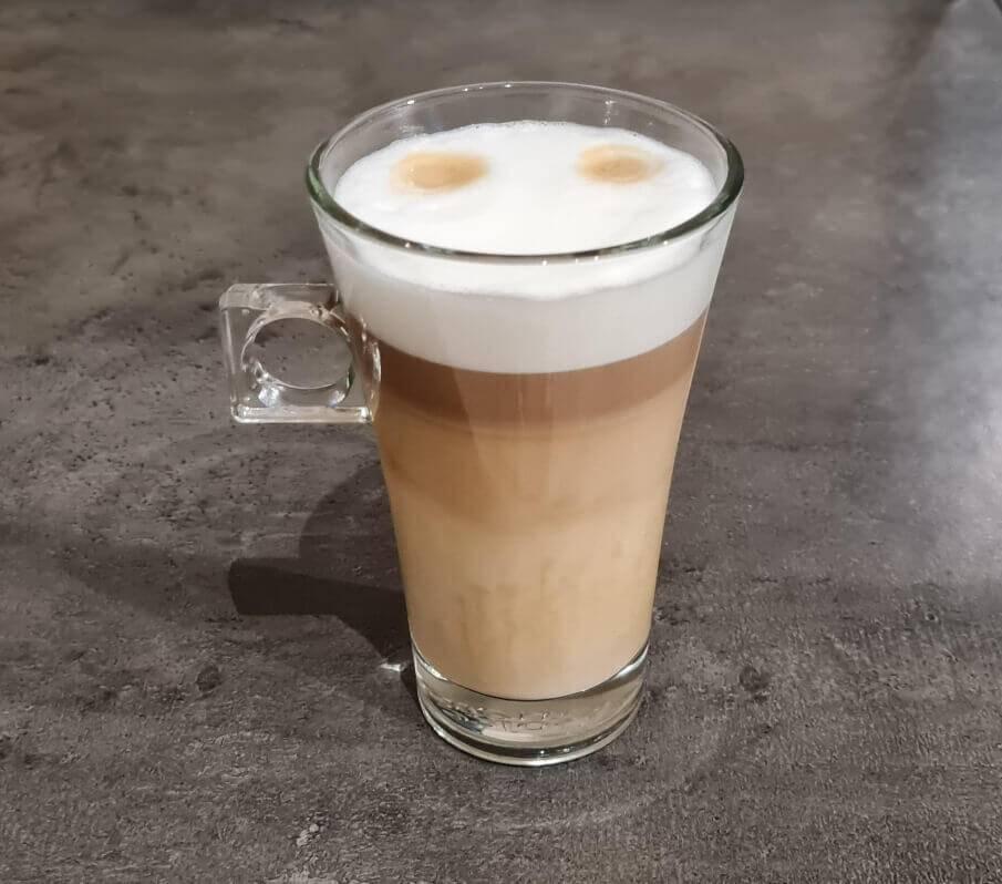 Siemens EQ.9 Latte Macchiato