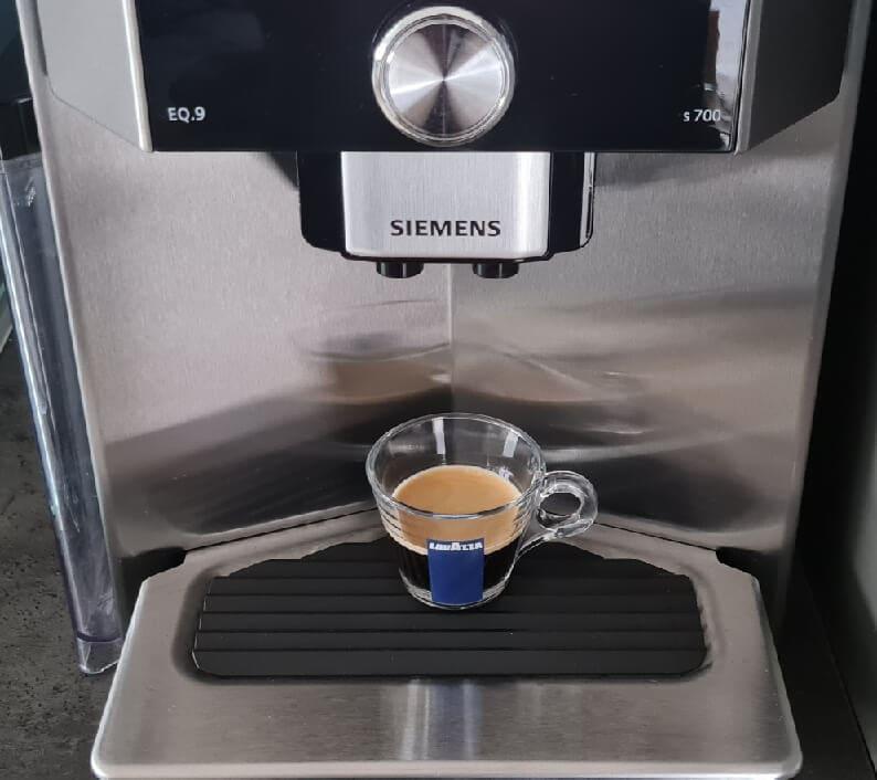 Siemens EQ.9 Espresso Test