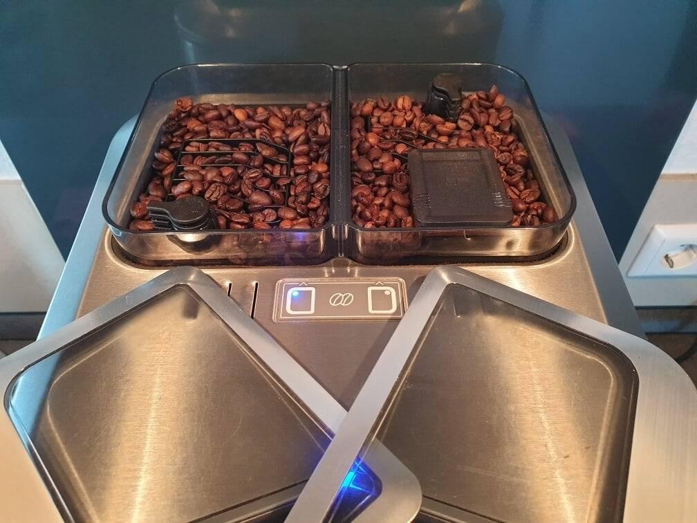 kaffeevollautomat 2 keramik mahlwerke