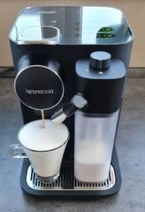Delonghi Nespresso Gran Lattissima EN650.B Test
