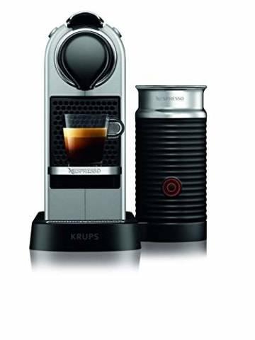 XN761B Nespresso Citiz&Milk