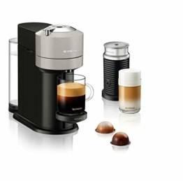 Krups XN911B Nespresso Vertuo Next + Aeroccino Milchaufschäumer
