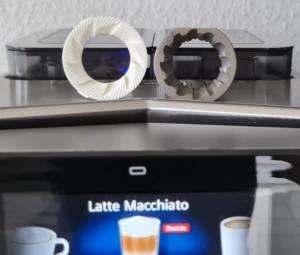 Kaffeevollautomat Keramikmahlwerk