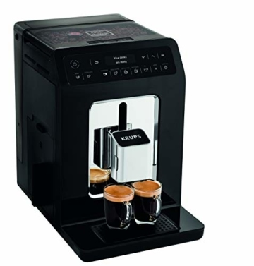 Krups Kaffeevollautomat EA8918 Evidence