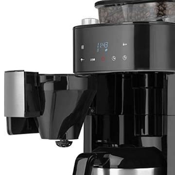 Gastroback Kaffeemaschine mit Mahlwerk