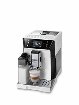 Kaffeevollautomat Weiß